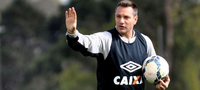 Doriva assume o Santa Cruz. (Divulgação/ Atlético)