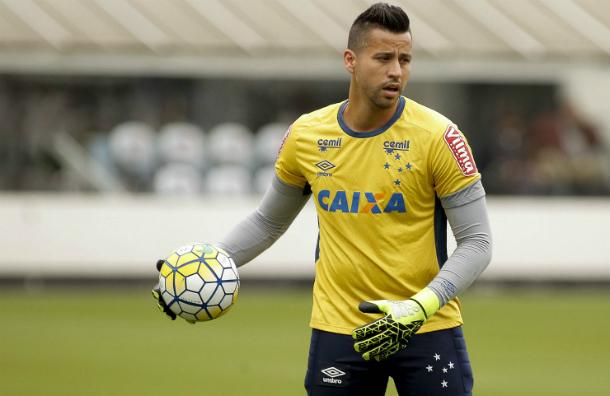 Goleiro Fábio não joga mais em 2016. (Daniel Vorley/ Light Press/ Cruzeiro)