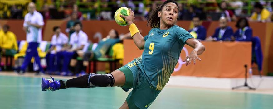 Brasil foi derrotado pela Espanha. (Divulgação/ CBHb)