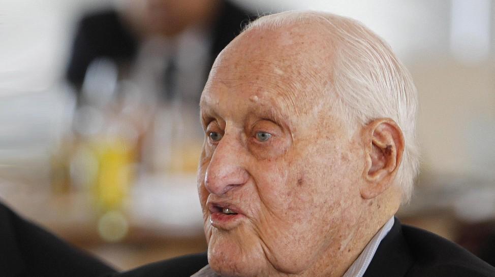 João Havelange morreu aos 100 anos de idade. (Divulgação/ CBF)