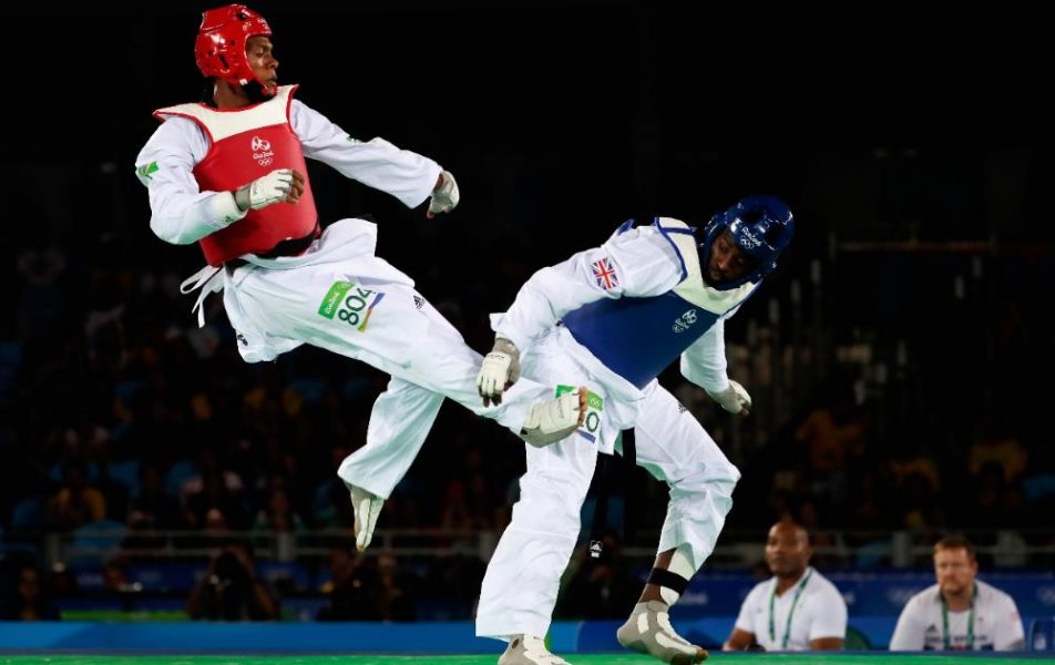 Maicon Andrade não era cotado para ganhar medalha. (Divulgação/Rio 2016/Getty Images)