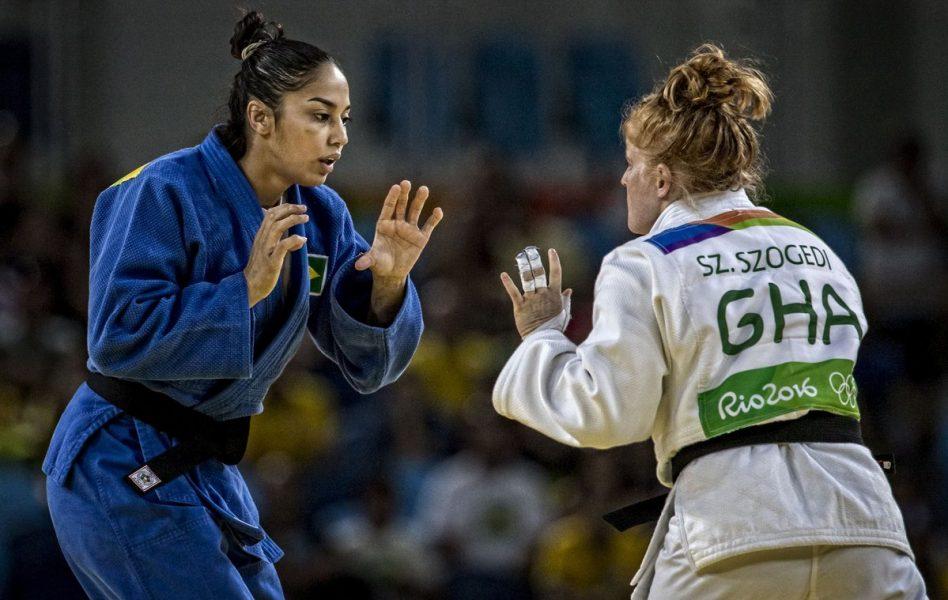 Mariana está na semifinal). Marcio Rodrigues/ MPIX/ CBJ)