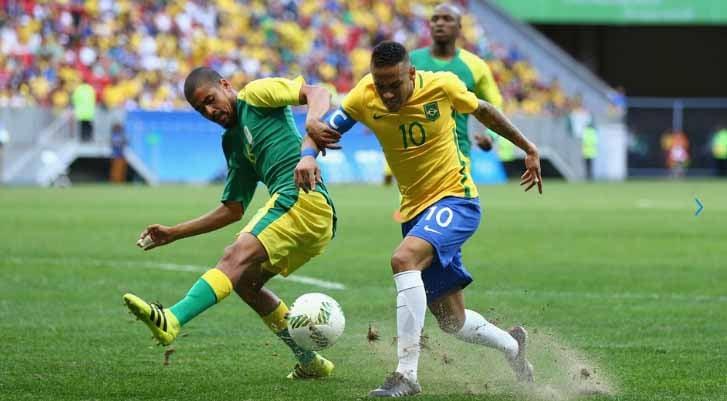 Brasil começa a Olimpíada com empate. (Divulgação/FIFA/Getty Images)