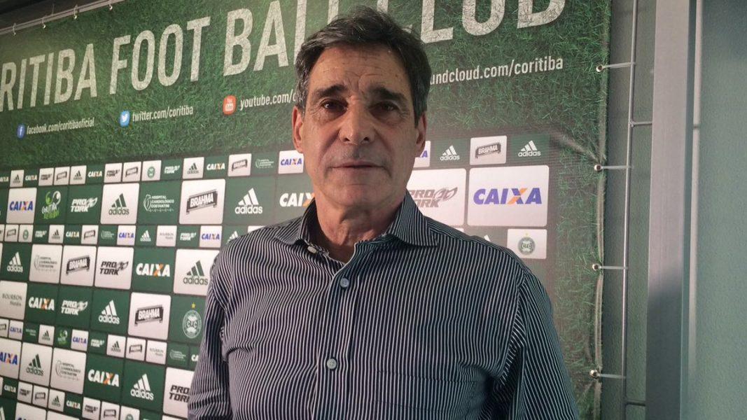 Paulo César Carpegiani aprovou o resultado em Belo Horizonte. (Osmar Antônio/Banda B)