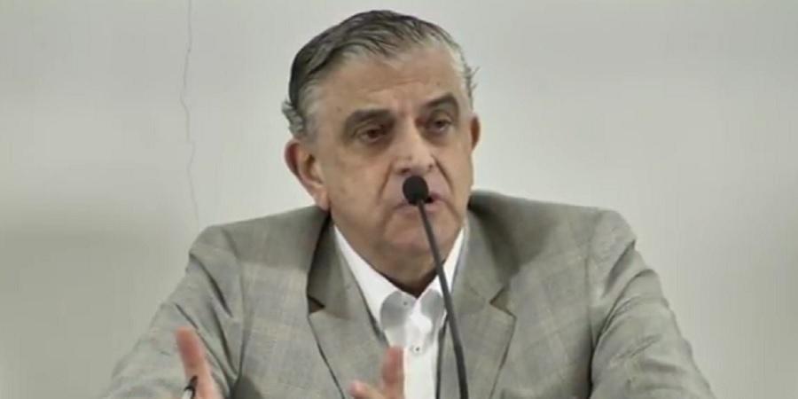 Petraglia criticou a ausência de sócios no Atlético. (Reprodução)