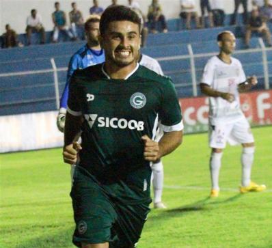 Rafhael Lucas defenderá o Fortaleza. (Divulgação/ Goiás)