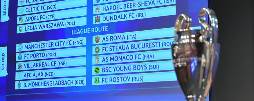Roma x Porto ficam frente a frente. (Divulgação/ UEFA)