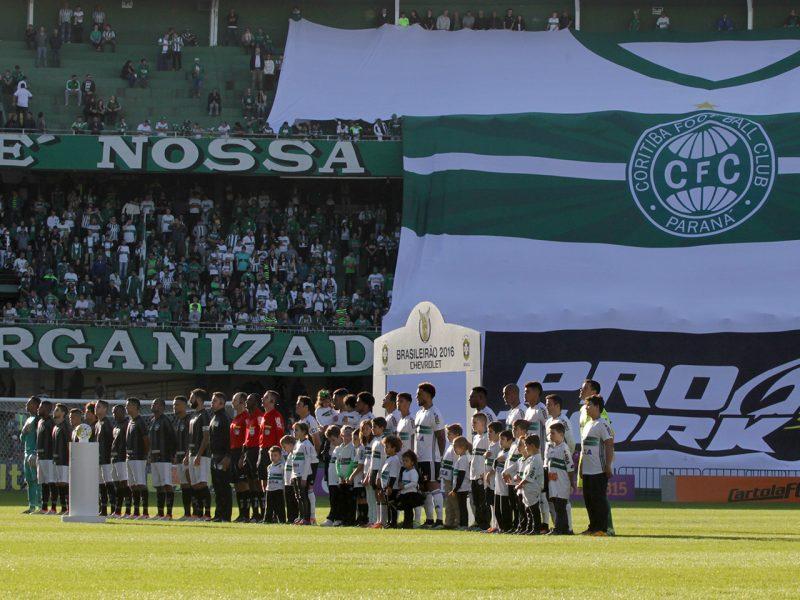 Coxa abre pacote de ingressos para segundo turno. (Divulgação/ Coritiba)