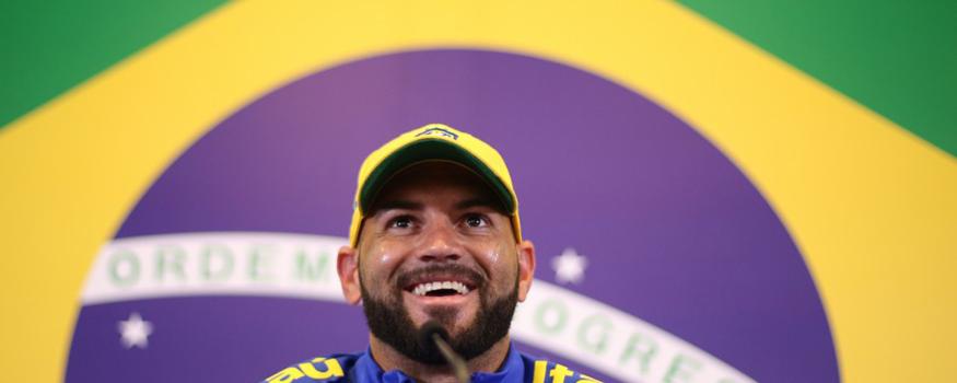 Weverton tem novo objetivo, a Copa do Mundo. (Lucas Figueiredo/ MoWa Press/ CBF)
