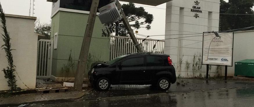 carro dentro