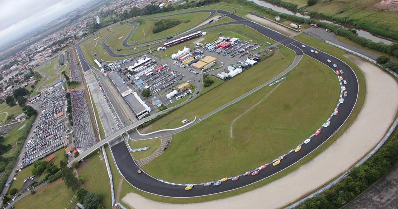 Autódromo seguirá com suas competições. (Divulgação/AIC)