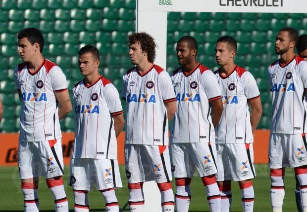 Furacão foi derrotado em Floripa. (Divulgação/ Atlético)