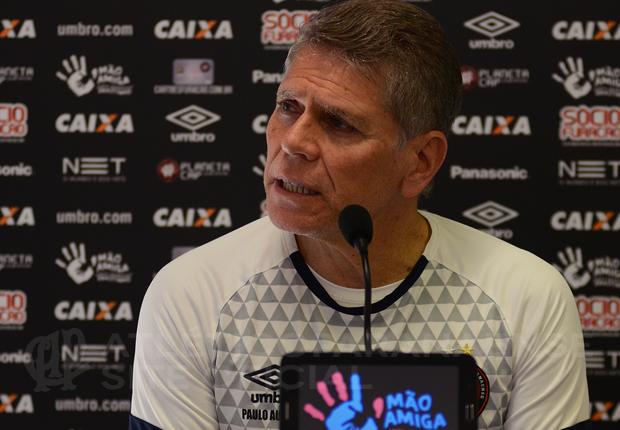 Paulo Autuori elogiou os jogadores vindos da base. (Divulgação/Atlético)