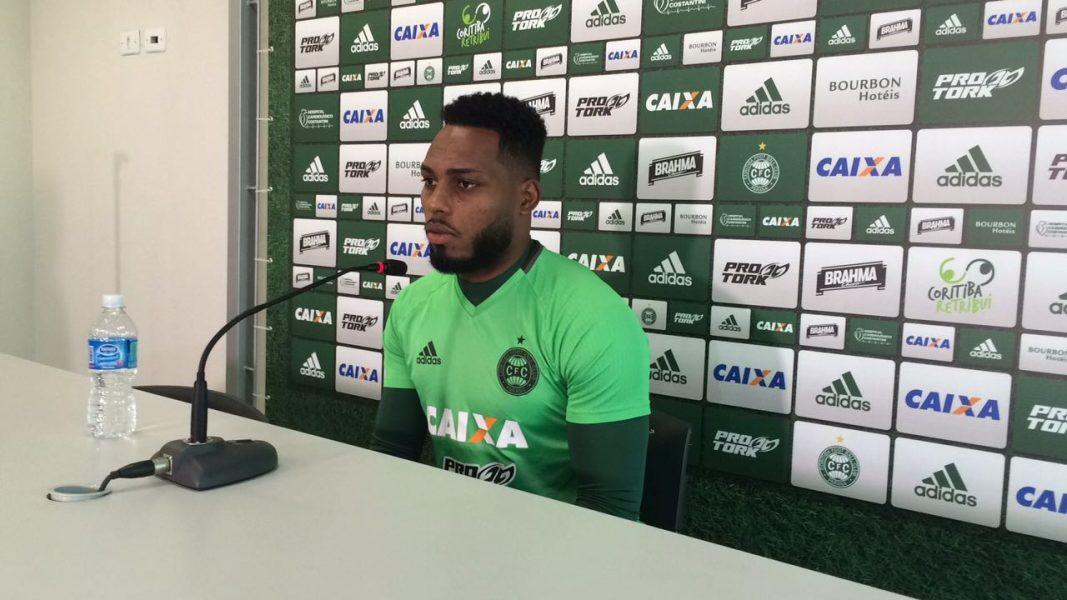 Luccas Claro tem contrato com o Coritiba somente até o final da temporada. (Osmar Antônio/Banda B)