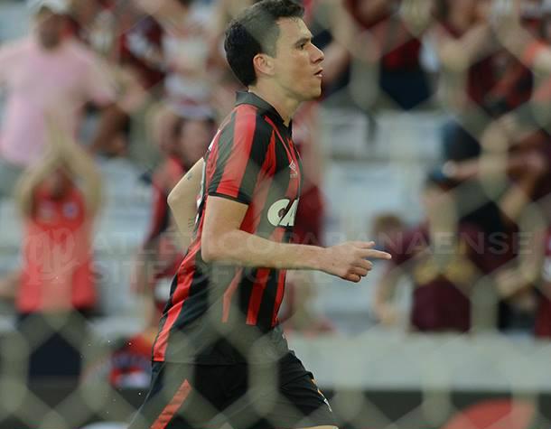Pablo marcou os dois da vitória atleticana. (Divulgação/Atlético)