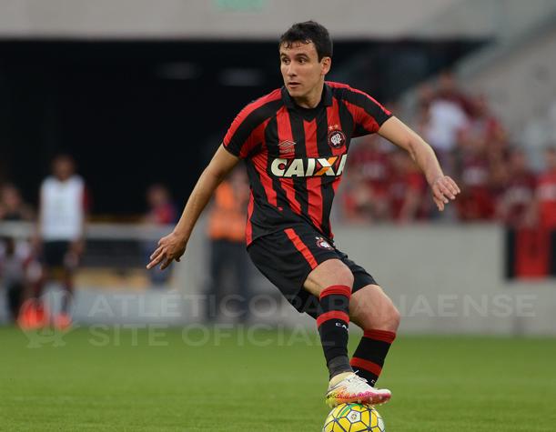 Autor de dois gols na última rodada, Pablo está confirmado no ataque. (Divulgação/Atlético)