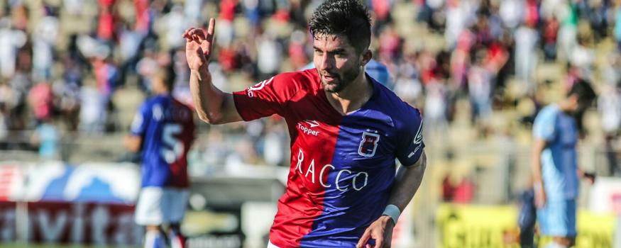 Queiroz fez seu primeiro gol pelo Tricolor. (Joka Madruga/ Paraná)