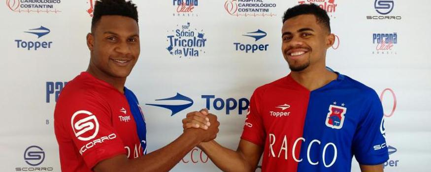 Tricolor apresentou novidades. (Divulgação/ Paraná)