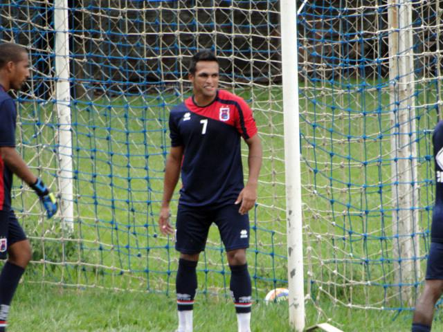 Robson tem contrato com o Tricolor somente até o fim de novembro. (Monique Vilela/Banda B)