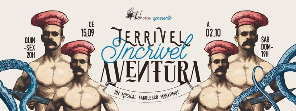 Terrivel incrivel aventura