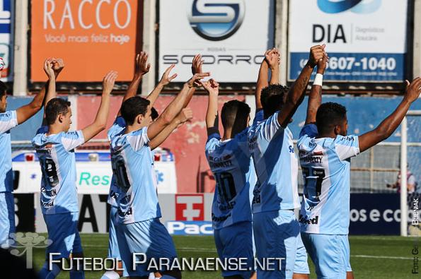 Londrina é o quarto membro paranaense na Primeira Liga. (Geraldo Bubniak/Futebolparanaense.net)