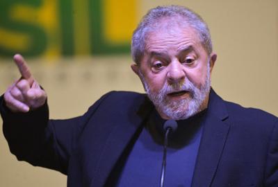 Ex-presidente Lula participa da  5ª Conferência Nacional de Segurança Alimentar e Nutricional (Fabio Rodrigues Pozzebom/Agência Brasil)
