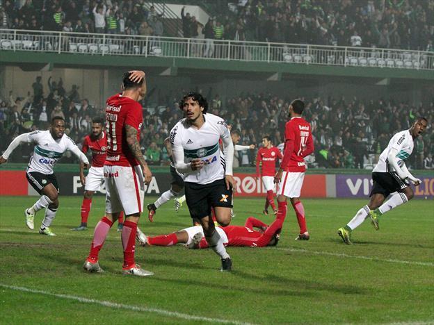 Nery Bareiro jogará no Guarani pelos próximos dois anos. (Divulgação/Coritiba)