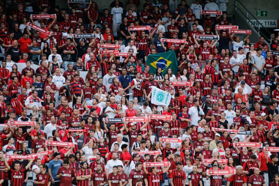 Atlético terminou um ponto a frente do Corinthians. (Gisele Pimenta/Frame Photo/Estadão Conteúdo)