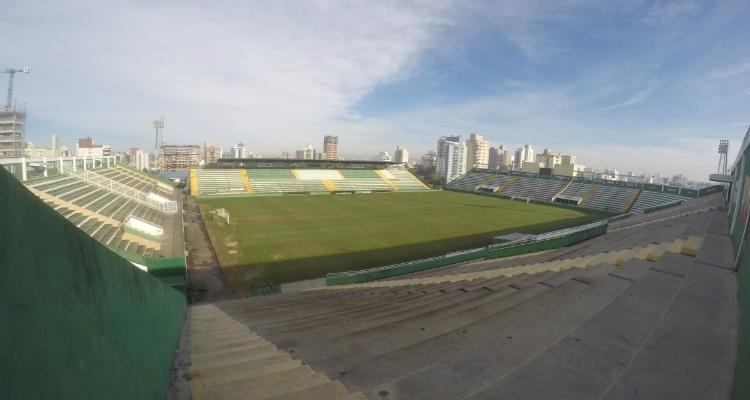 A partida não aconteceu na Arena Condá e as duas equipes levaram W.O duplo (Divulgação/Chapecoense)