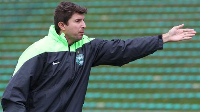 Tcheco comandará o futebol ao lado de Rodrigo Pastana. (Divulgação/Coritiba)