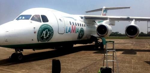 Empresa prometeu ajudar nas investigações sobre a queda do avião (Reprodução)