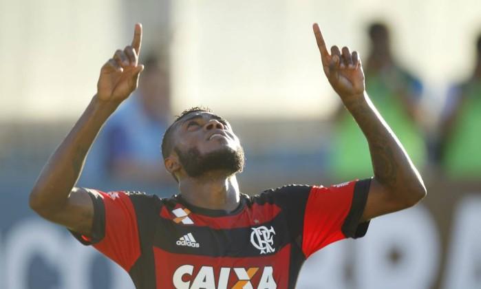 Marcelo Cirino tem contrato com o Atlético até 2019. (Divulgação/Flamengo)