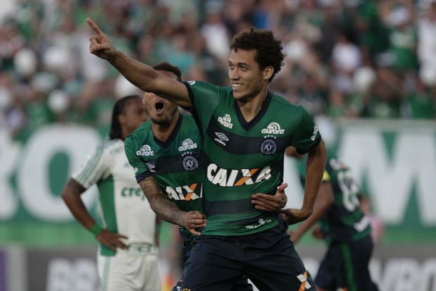 Neto é o último sobrevivente a retornar para o Brasil. (Divulgação/Chapecoense)