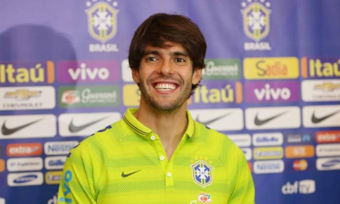 Kaká to address future at Orlando City press conference today