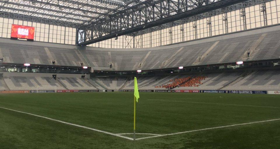 atlético promete capas vermelhas para colorir a arena e criação de