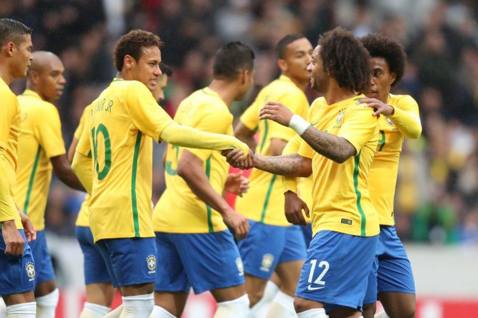 48f6fa0fbd Brasil se mantém na vice-liderança do ranking da Fifa  Espanha sobe para 6º  lugar