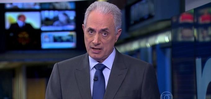 bd04232bc Globo decide demitir William Waack após polêmica racista
