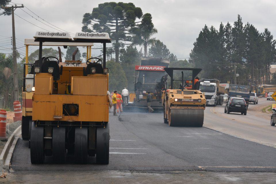 Resultado de imagem para obras rodovia
