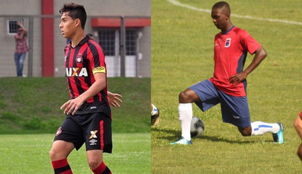 Zagueiro do Atlético e volante do Paraná são convocados para a seleção  brasileira sub-20 8cb9e37aca50e