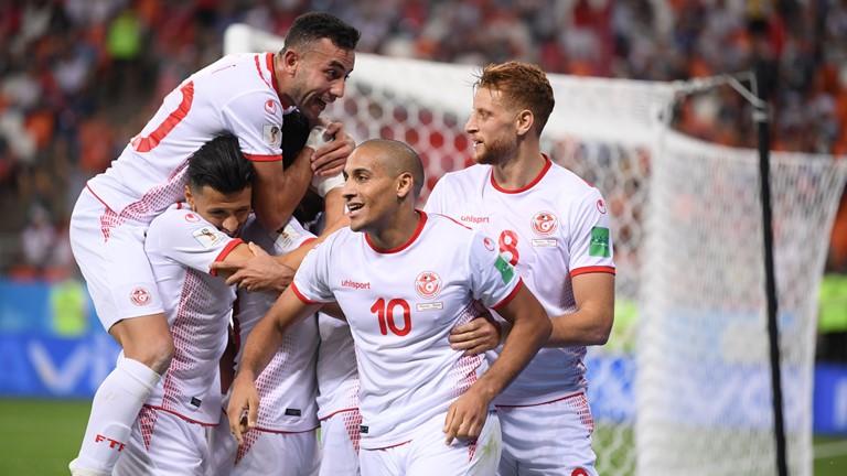 Resultado de imagem para Na despedida, Tunísia vence o Panamá e quebra jejum de 40 anos na Copa