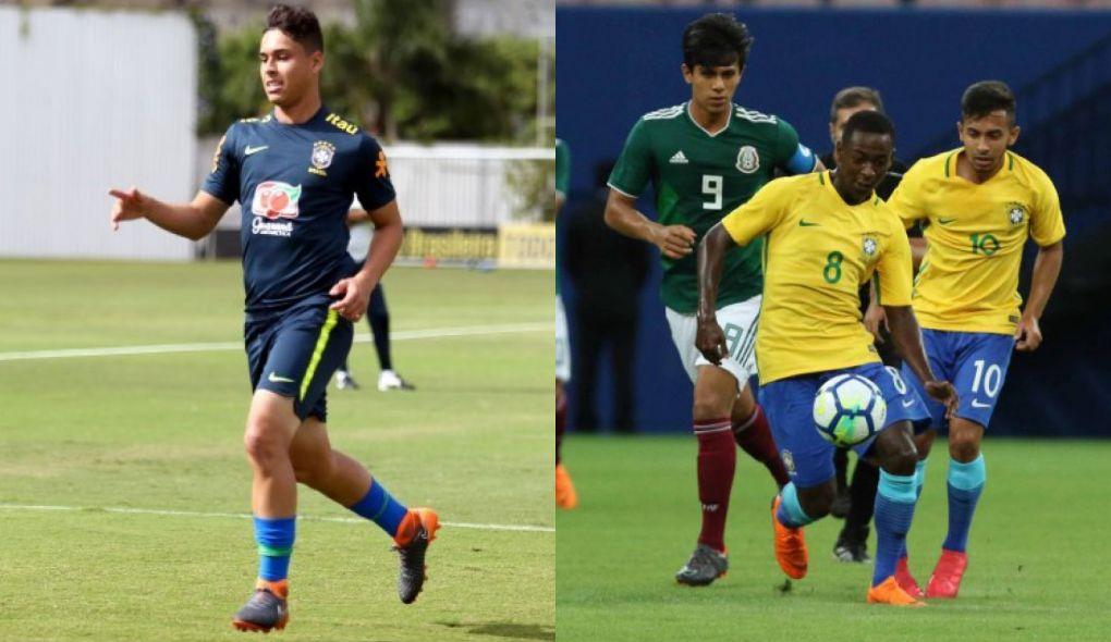 Jogadores de Atlético e Paraná são convocados para a seleção brasileira sub- 20 88bb97a238f92