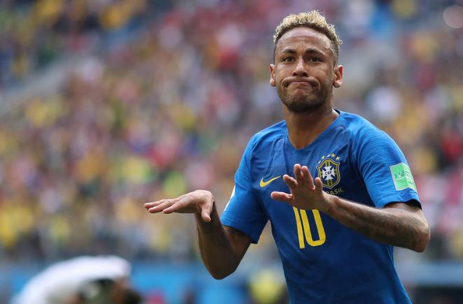 Resultado de imagem para neymar na copa