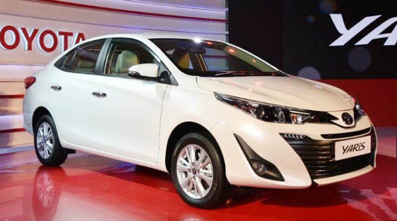 Toyota Of Plano >> Toyota Yaris é lançado no Brasil em versões hatch e sedã; veja os preços