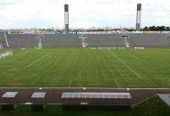 Estádio Olímpico Regional, em Cascavel, deve voltar a receber jogos pelo Estadual (Osmar Antônio/Banda B)