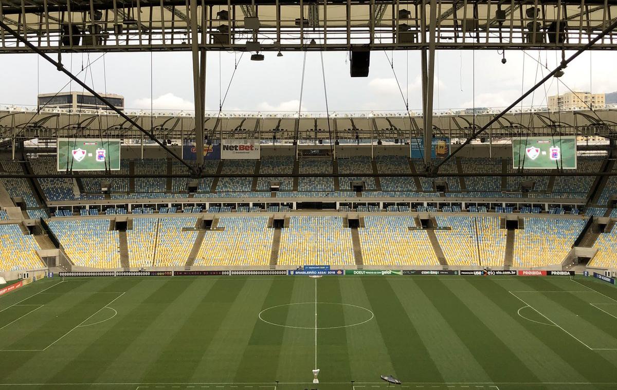 Maracanã será o palco de Fluminense x Atlético. (Banda B). O Fluminense  anunciou que mais de 20 mil ingressos já foram vendidos para ... fd14536781c7c
