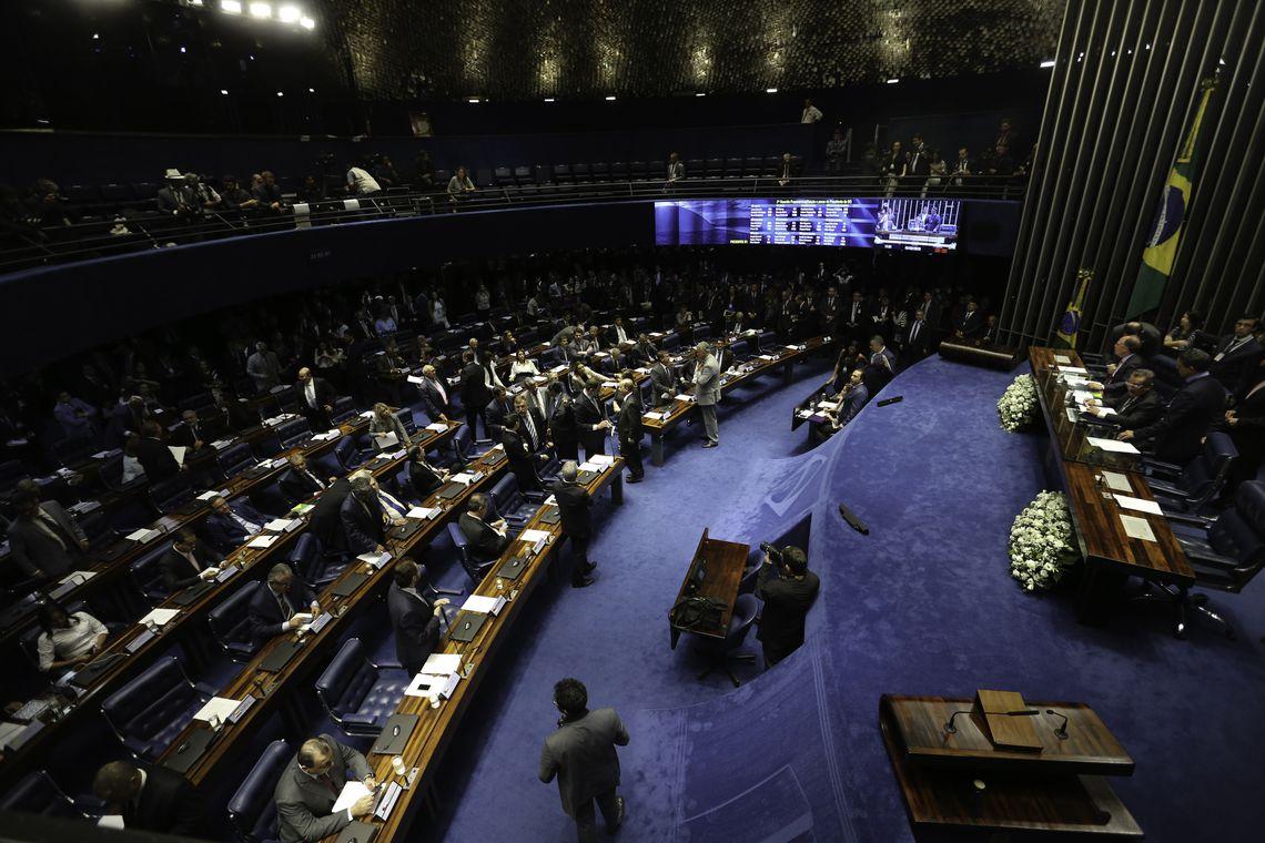 Senadores se aposentam com até R  32 mil - Portal Banda B 05b0ba3f51e08