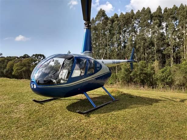 passeio helicóptero curitiba