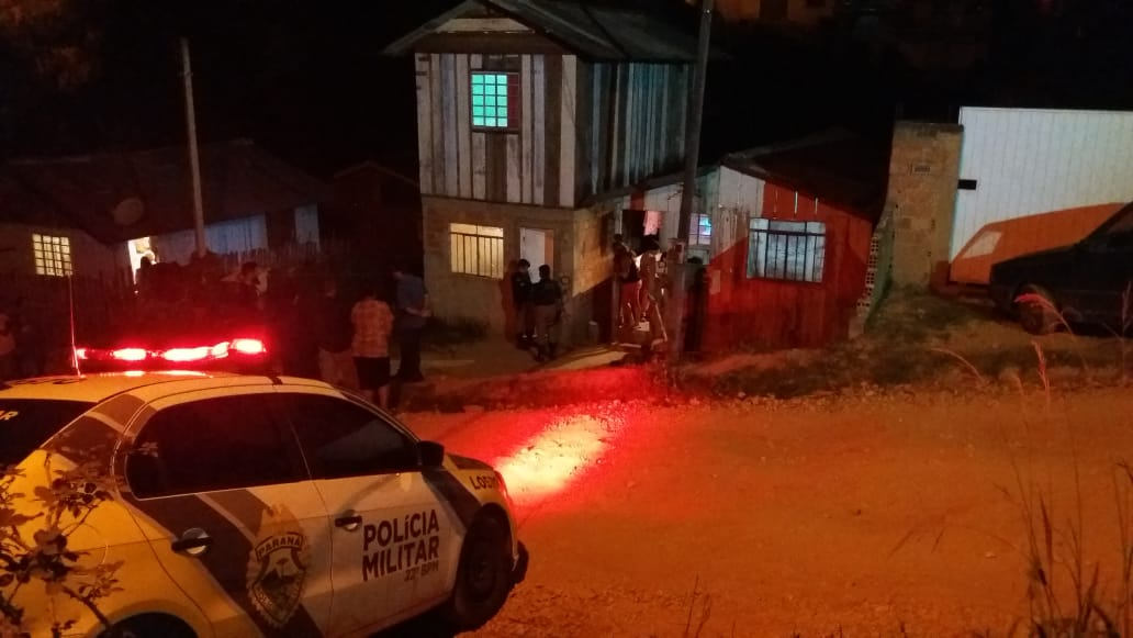 Maile foi morto dentro de casa. Foto: Banda B