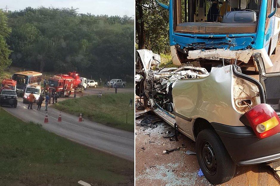 Sete jovens morrem em acidente após festa que burlou quarentena ...