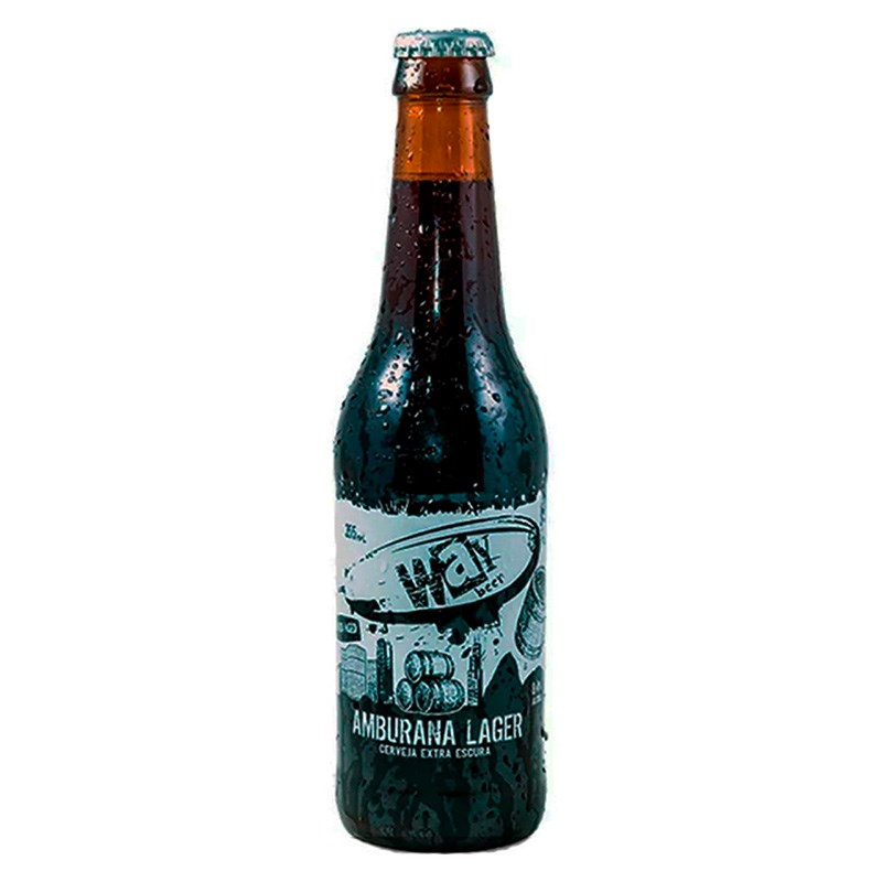 Way Beer Amburana Lager Garrafa